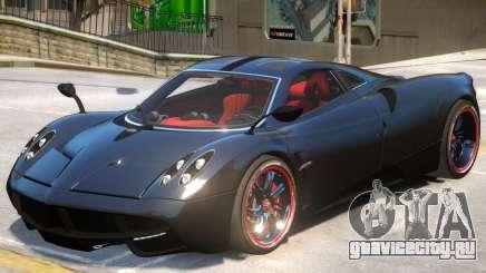 Pagani Huyara V1 для GTA 4