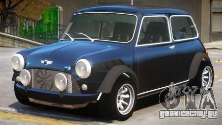 Mini Cooper V1.1 для GTA 4