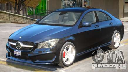 Mercedes Benz CLA V1 для GTA 4