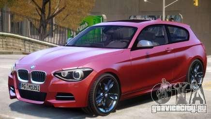 BMW M135i V1 для GTA 4