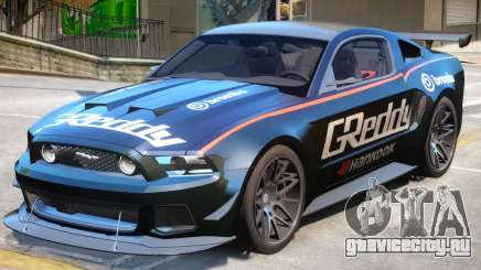 Ford Mustang GT PJ3 для GTA 4