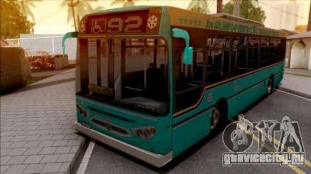 Ugarte Europeo V O500U Linea 92 для GTA San Andreas