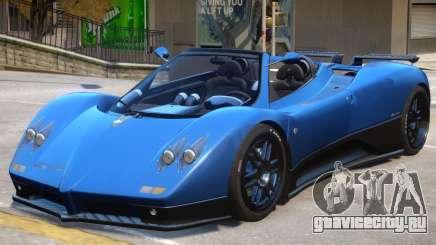 Pagani Zonda C12S V1.2 для GTA 4