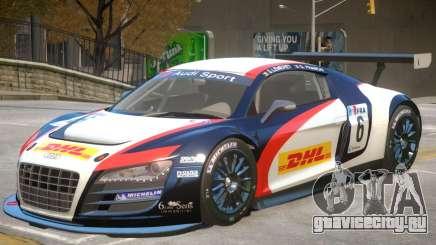 Audi R8 GT-S V1 PJ6 для GTA 4