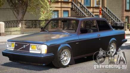 1974 Volvo 242 для GTA 4