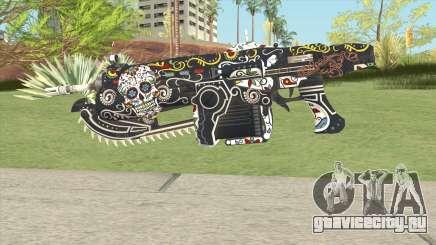 Assault Rifle V1 (Gears Of War 4) для GTA San Andreas