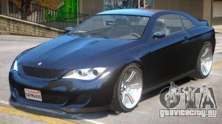 Ubermacht Zion XS V2 для GTA 4