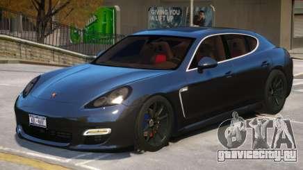 Porsche Panamera Turbo V1 для GTA 4