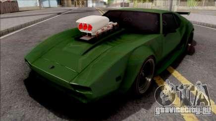 FlatOut Sparrowhawk Custom для GTA San Andreas