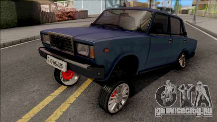 ВАЗ 2107 Hiko026 Style для GTA San Andreas