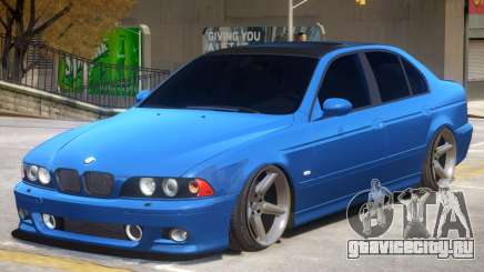 BMW M5 E39 V1 для GTA 4