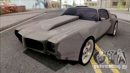 Pontiac Firebird 1970 Custom для GTA San Andreas