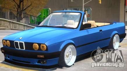 BMW M3 Cabrio для GTA 4