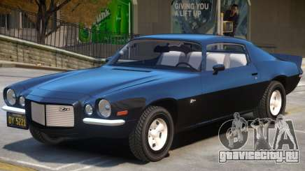 1970 Chevrolet Camaro V1 для GTA 4