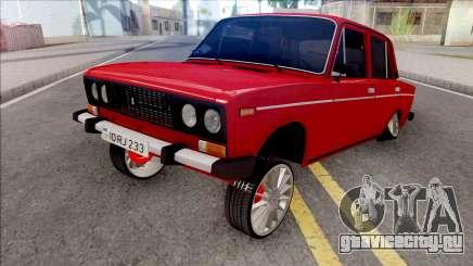 ВАЗ 2106 Bakili233 для GTA San Andreas