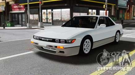 Nissan Silvia S13 V1.1 для GTA 4