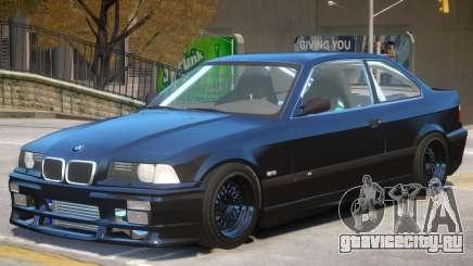 BMW M3 E36 V1 для GTA 4