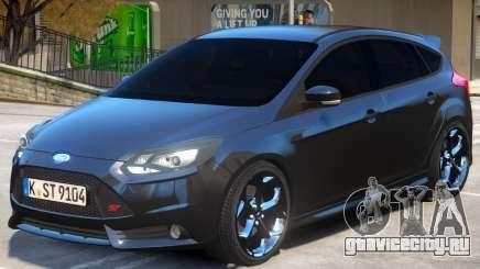 Ford Focus ST V1 для GTA 4