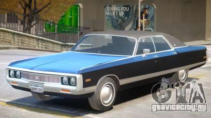 1971 Chrysler New Yorker V1 для GTA 4