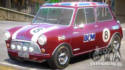 Mini Cooper V1 PJ4 для GTA 4
