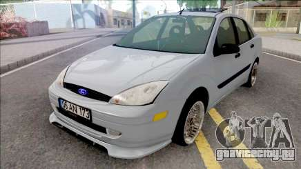 Ford Focus Grey для GTA San Andreas