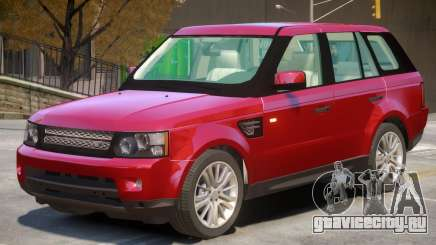 Land Rover Supercharged для GTA 4
