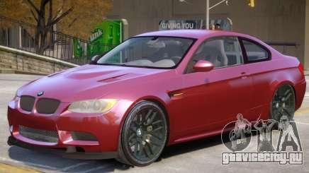 BMW M3 GT V1 для GTA 4
