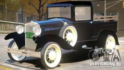1930 Ford Model A V1 для GTA 4