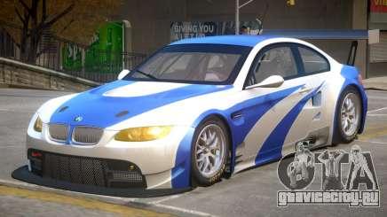 BMW M3 GT2 V2 для GTA 4