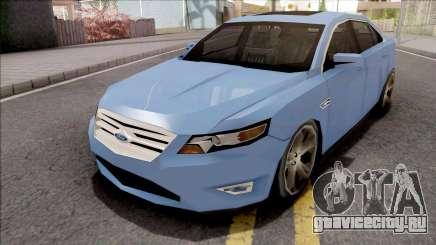 Ford Taurus 2011 Lowpoly для GTA San Andreas