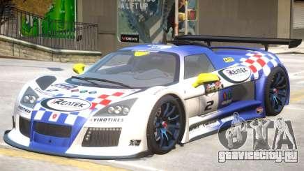 Gumpert Apollo S V1 PJ2 для GTA 4