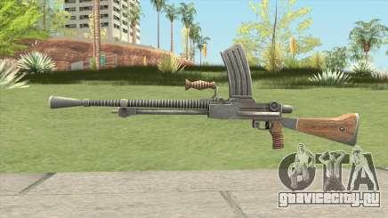 Type-99 LMG для GTA San Andreas