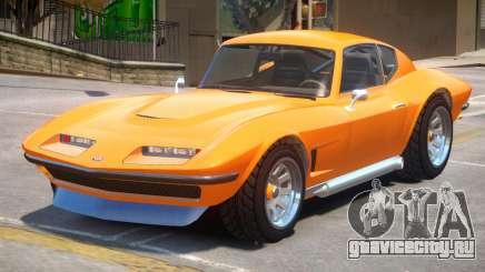 Coquette Classic V1.2 для GTA 4