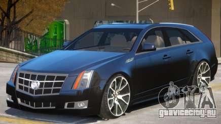 Cadillac CTS V1 для GTA 4