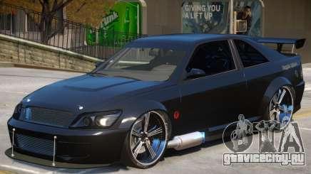 Karin Sultan RS Custom для GTA 4