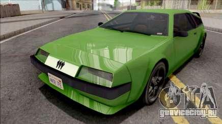 GTA VC Imponte Deluxo VehFuncs Style для GTA San Andreas