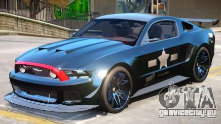 Ford Mustang GT PJ4 для GTA 4