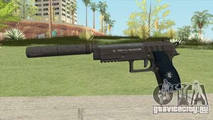 Hawk And Little Pistol GTA V (LSPD) V6 для GTA San Andreas