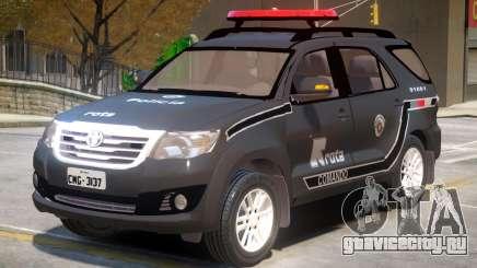Toyota Hilux FIB для GTA 4