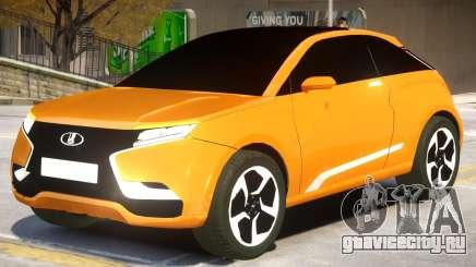 Lada XRay V1 для GTA 4