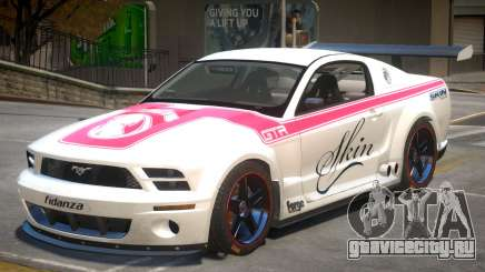Ford Mustang GTR V1 J4 для GTA 4