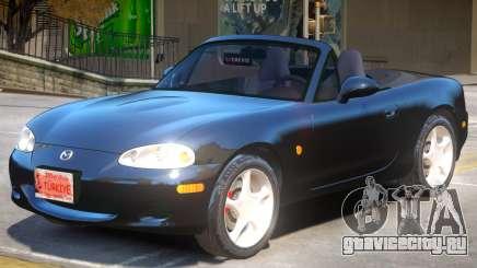 Mazda MX5 V1 для GTA 4