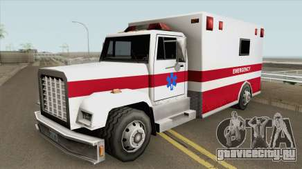 Brute Enforcer (Ambulance) для GTA San Andreas