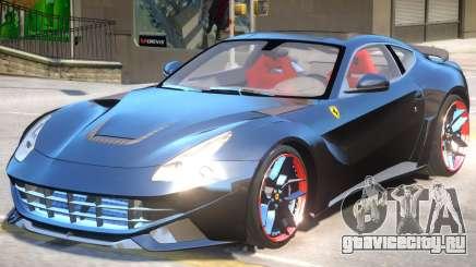 Ferrari F12 N-Largo для GTA 4