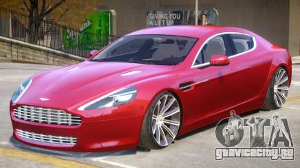 Aston Martin Rapide V2 для GTA 4
