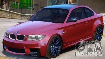BMW M1 E82 V1.1 для GTA 4