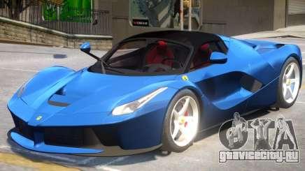 Ferrari LaFerrari V2 для GTA 4