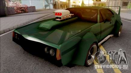 Custom Clover для GTA San Andreas