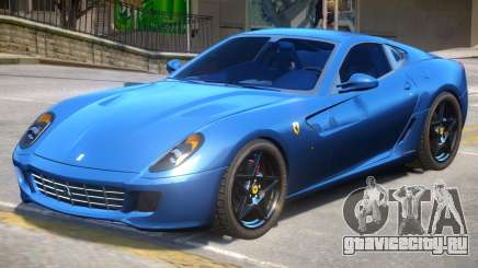 Ferrari 599 GTB V1.1 для GTA 4