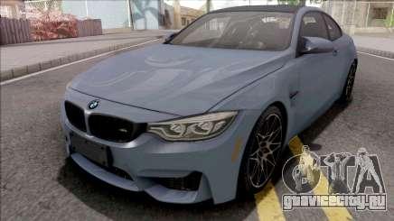 BMW M4 F82 2018 для GTA San Andreas